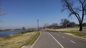 Riverside Park Tulsa, OK